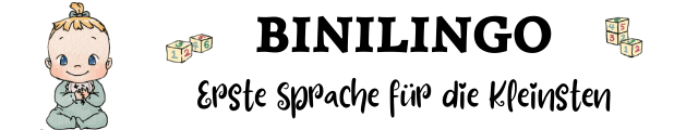 Titelbild Ariane Wietschke Binilingo Erste Sprache für die Kleinsten