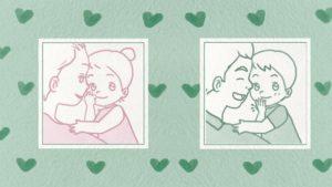 Titelbild zauberhafte Familienzeit Babygebärden für Mama und Papa