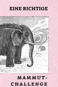 Meine zweite Baby- und Kleinkindgebärden-Woche 2020 war eine richtige Mammut-Challenge
