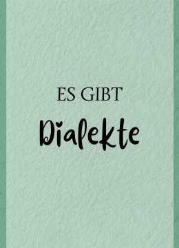 Wenn du andere Gebärden siehst, als die, die du schon kennst, liegt das vielleicht daran, dass es verschiedene Dialekte in der Deutschen Gebärdensprache gibt