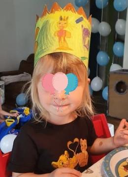 Meine Kleine hatte Geburtstag und ist 3 Jahre alt geworden